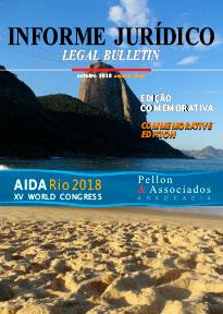 Pellon & Associados – Informe Jurídico – 02 – 2018