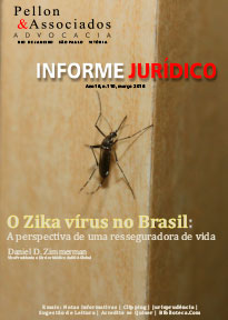Pellon & Associados – Informe Jurídico – 01 – 2016