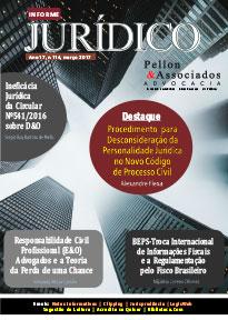 Pellon & Associados – Informe Jurídico – 01 – 2017