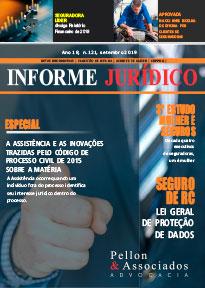 Pellon & Associados – Informe Jurídico – 03 – 2019