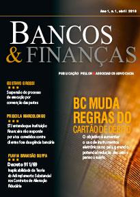 Bancos & Finanças – Abril / 2018