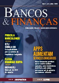 Bancos & Finanças – Julho / 2018